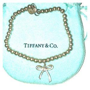 Tiffany & Co Authentic Bow Bracelet